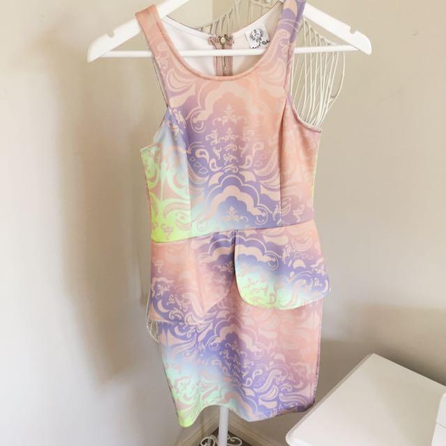 Angel Biba Bodycon Dress