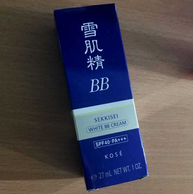 BB Cream SEKKISEI KOSE 01 Full Coverage