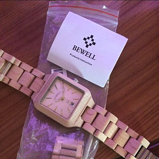 BEWELL WATCH AUTHENTIC
