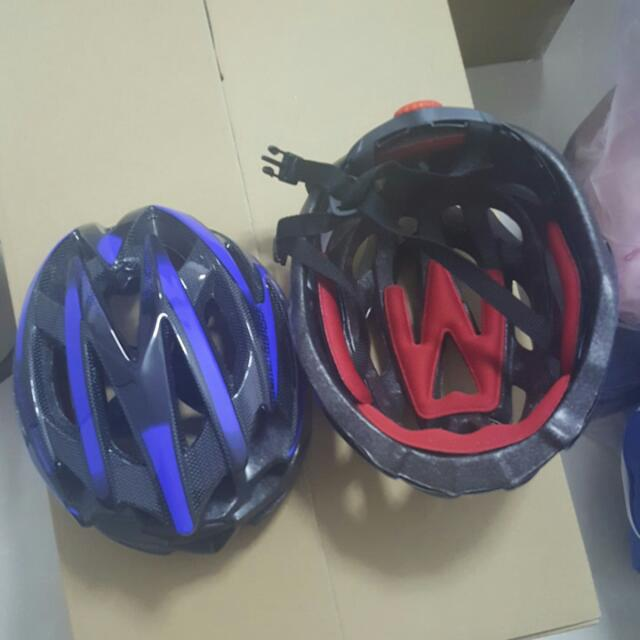 Bicycle Safety Helmets x2