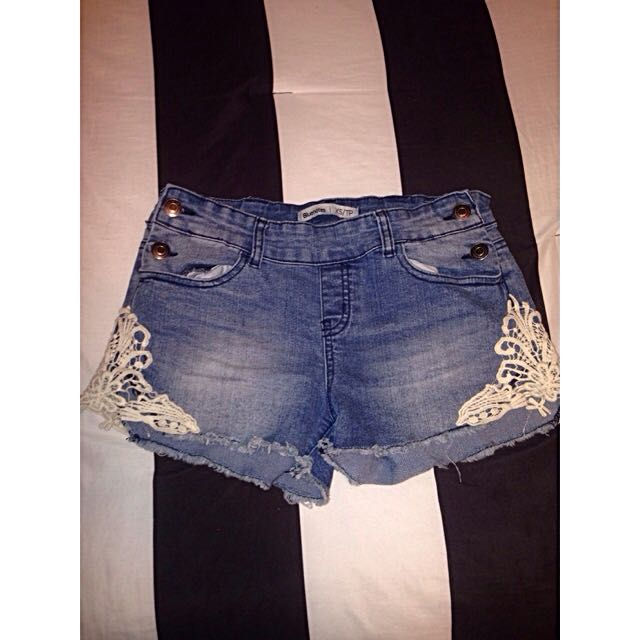 Bluenotes Shorts✨