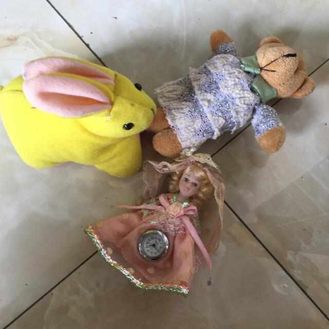 Boneka Dapat Tiga