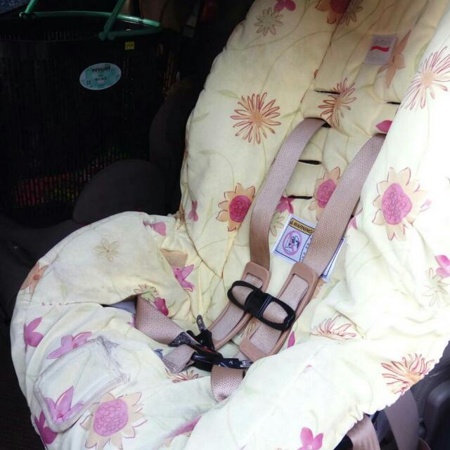 西德Britax安全座椅2006年款式
