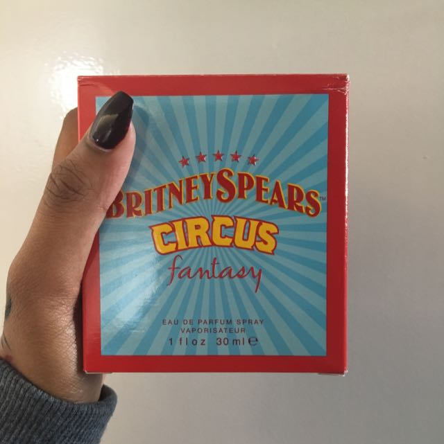 Britney Spears Circus Fantasy Perfume
