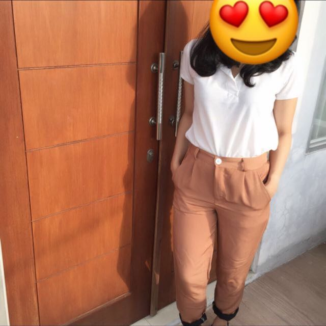 Brown Pants (local brand)