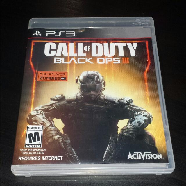 Call of Duty Black Ops 3 - Mint Condition