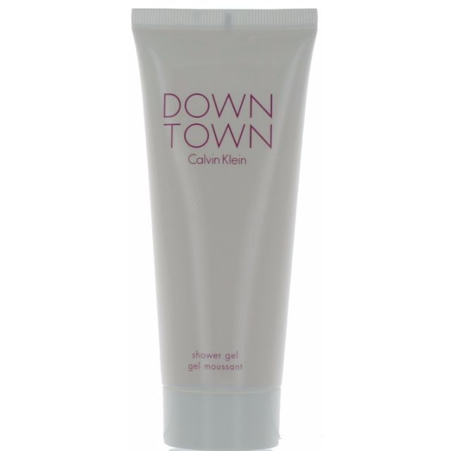 Calvin Klein Downtown Shower Gel, 3.4 ounces