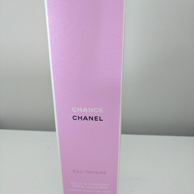 Chanel Chance Eau Tendre moisture mist