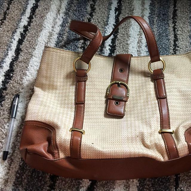 Chaps Shoulder Bag