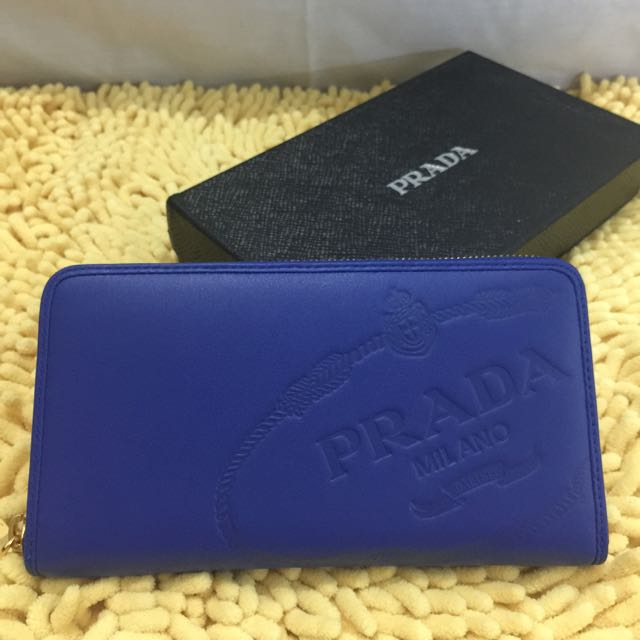 CLEARANCE❗️❗️❗️ Prada Zippy Wallet