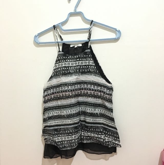 Color Box Tank Top Size S