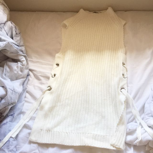 Cotton On Turtle Neck Long Knitted Shirt