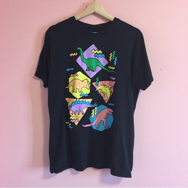 Dinosaur Graphic Shirt