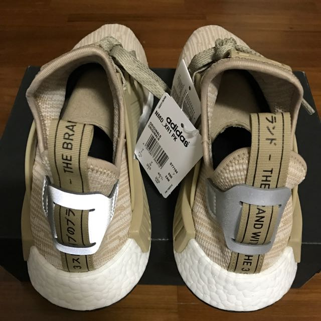 sports shoes 6ff56 8782e [double Jap tab] 100% Authentic & Unfitted NMD XR1 Linen (Sold)