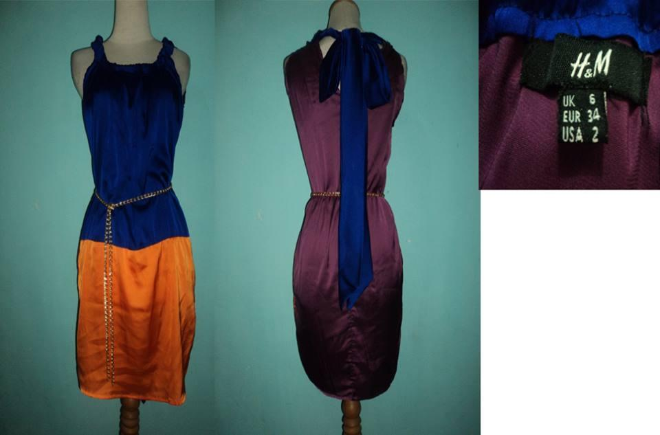 Dress Halterneck HnM Likenew