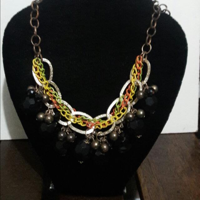 🎡Elegant Black Necklace