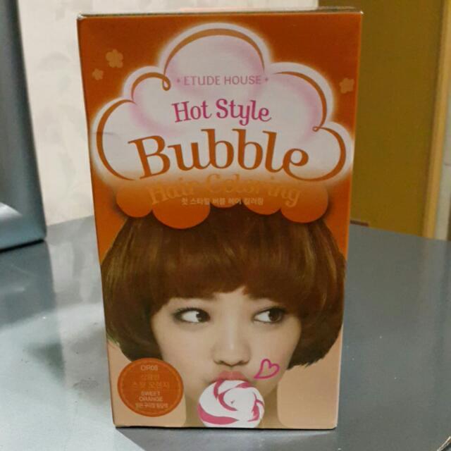 Et Hot Style Bubble Hai Coloring