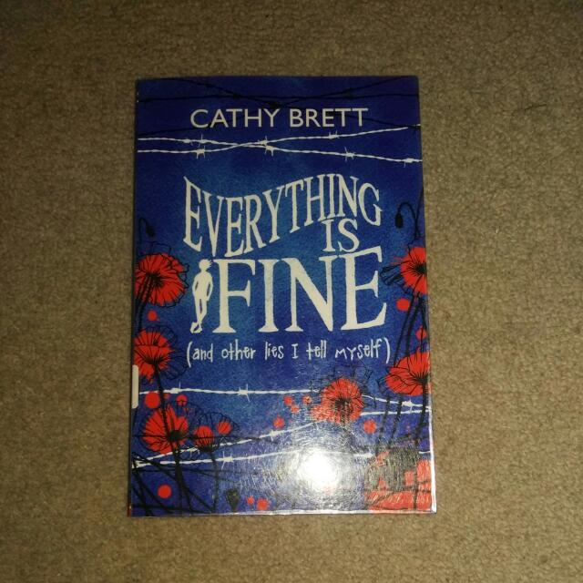 Everything Is Fine By Cathy Brett