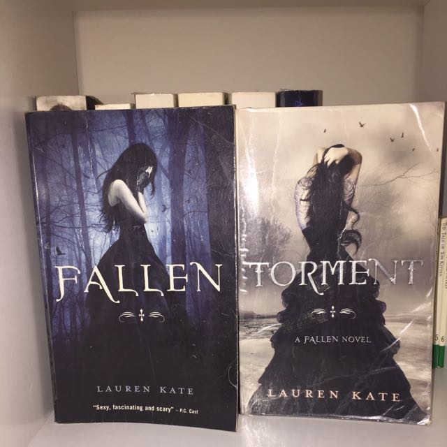 Fallen And Torment By Lauren Kate