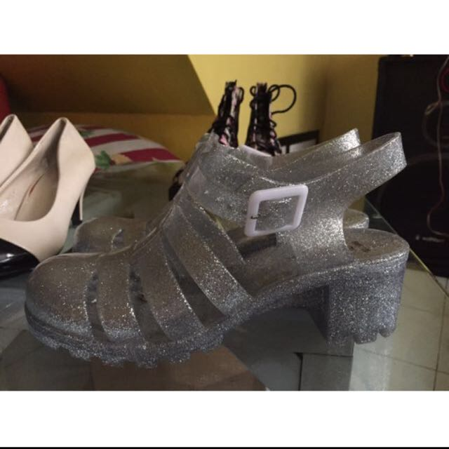Forever21 Jelly Shoes