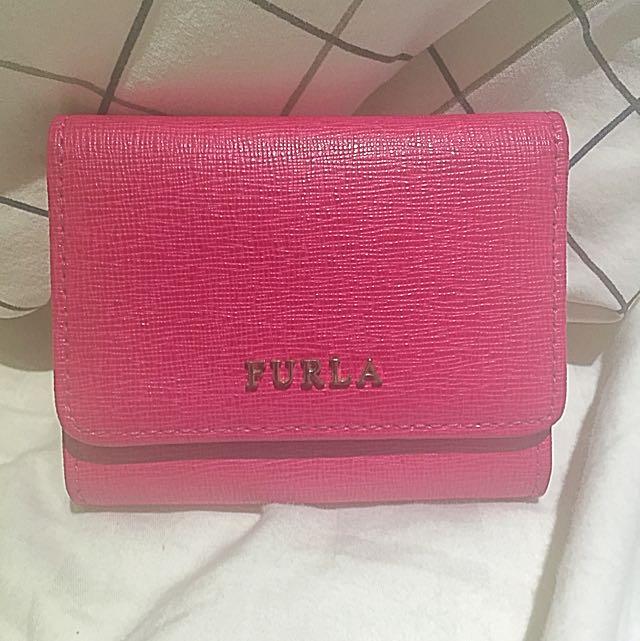 AUTHENTIC FURLA- card case