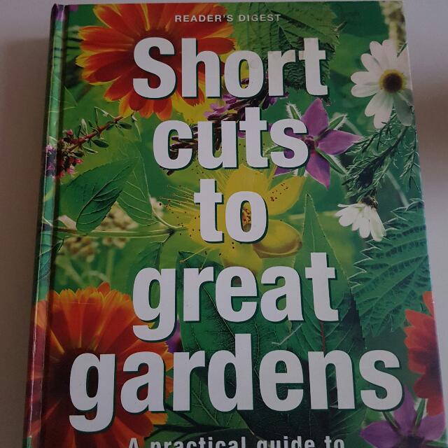 Great Book For Garden Lover