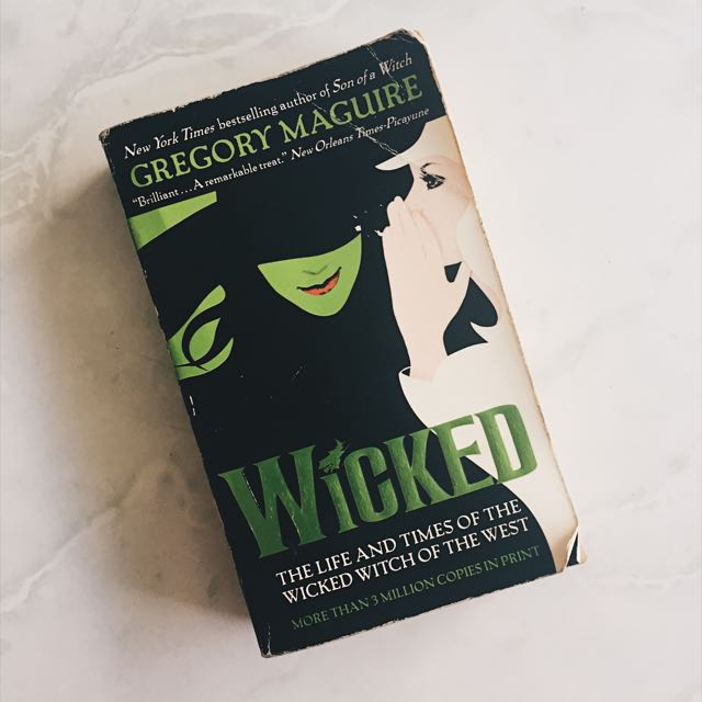 Gregory Maguire - Wicked