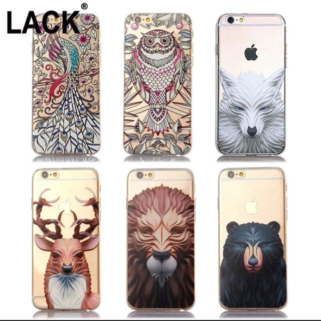 iPhone Animals Case
