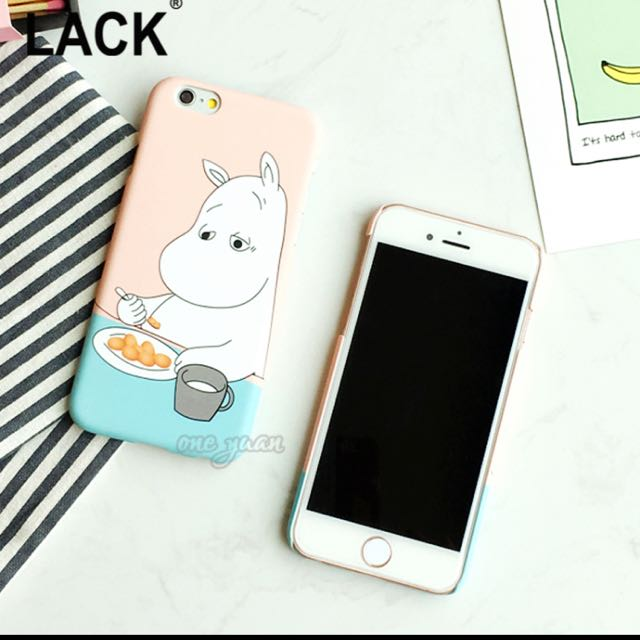 iPhone Cartoon Case