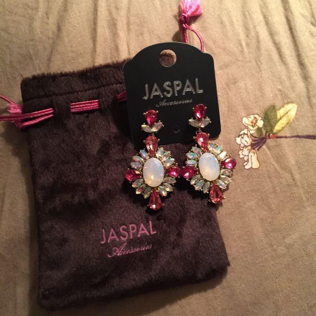 Jaspal Earring