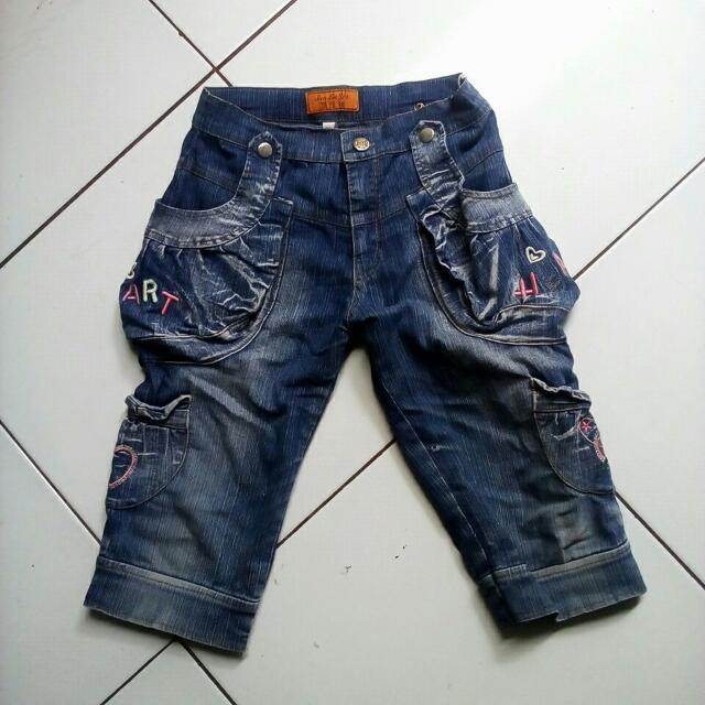 #TisGratis Jeans Girl Lucu