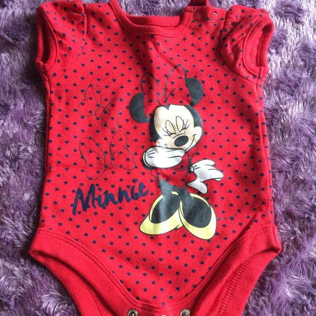 Jumper Minnie Mouse Mothercare