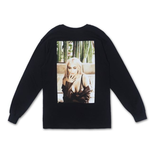 Kylie Jenner Tranquil Longsleeve Tee from kylie jenner shop