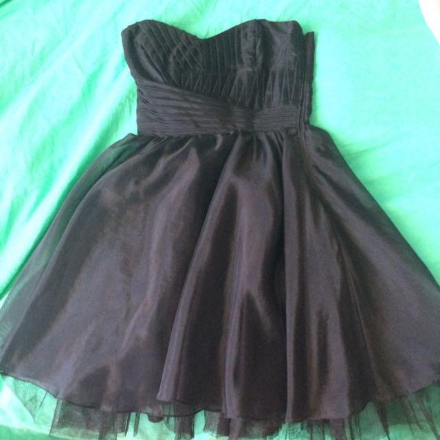 Lipsy London Black Dress