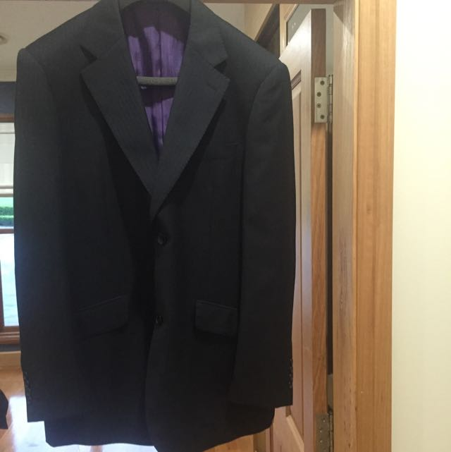 Marcus Hill Suit Jacket - Size 42