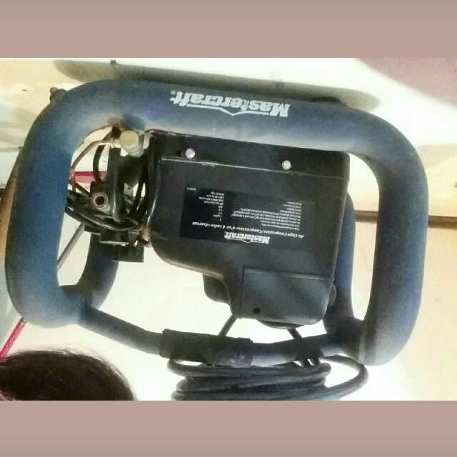 Mastercraft Air Compressot
