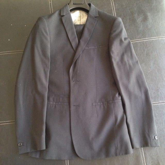 Men's Suit Shoreditch