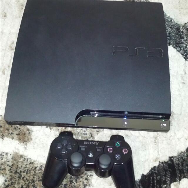 Mint Condition PS3 Slim