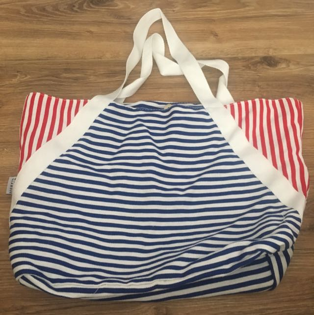 Natural Glamour Beach Bag