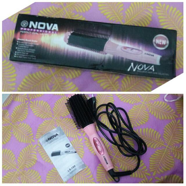 nova sisir blow & curly