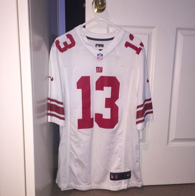 lowest price f1856 71bb2 Odell Beckham Jr. NFL Jersey Size M, Sports, Athletic ...