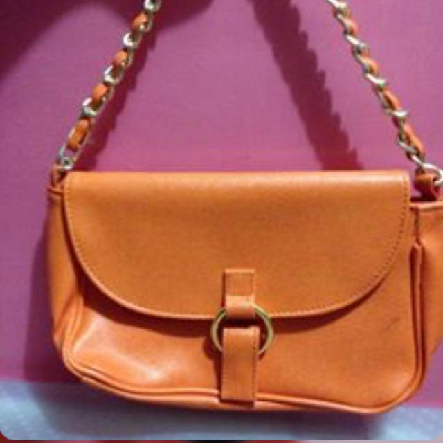 ORANGE HAND BAG #BAGSAKPRESYO