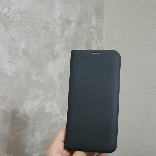 Original Samsung S7 Edge Flip Cover