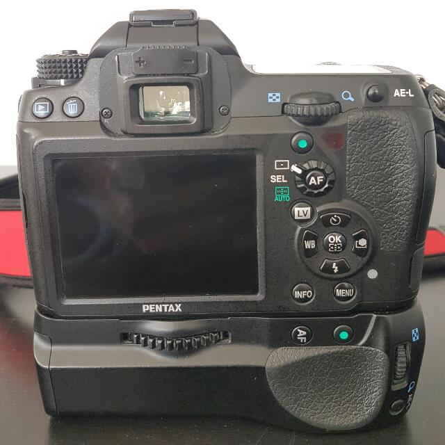 Pentax DSLR K5II