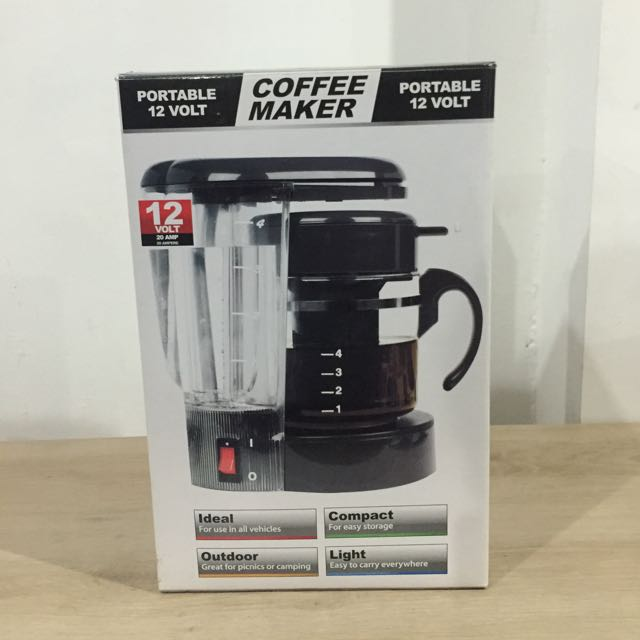 Ace Hardware Portable coffee maker