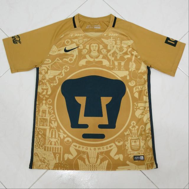b12d99d3e Pumas UNAM Home Jersey (2016/2017 Season), Sports, Sports Apparel on ...
