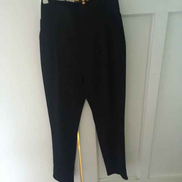 Rosebullet Pant Size 8