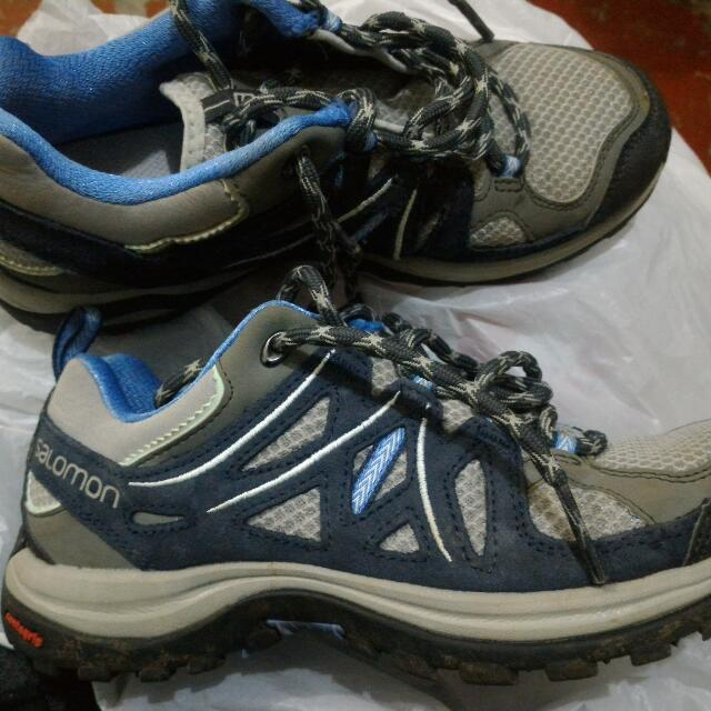 Salomon ellipse aero 2 hiking shoes