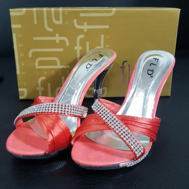 Sepatu fladeo high heels size 38 1a09e384f7