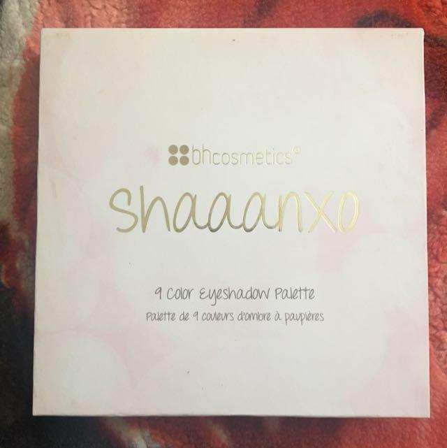 Shaaanxo BH Cosmetics Palette